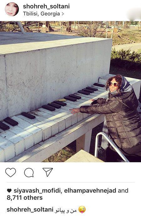 خفن ترین اخبار بازیگران و هنرمندان مشهور ایران (176)