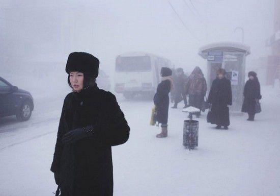 سفر به سردترین شهر جهان در روسیه