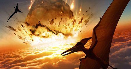 درباره پایان زندگی دایناسورها در کره زمین