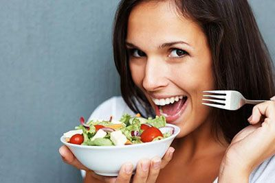 تاثیر برنامه غذایی بر روحیه و شادابی افراد