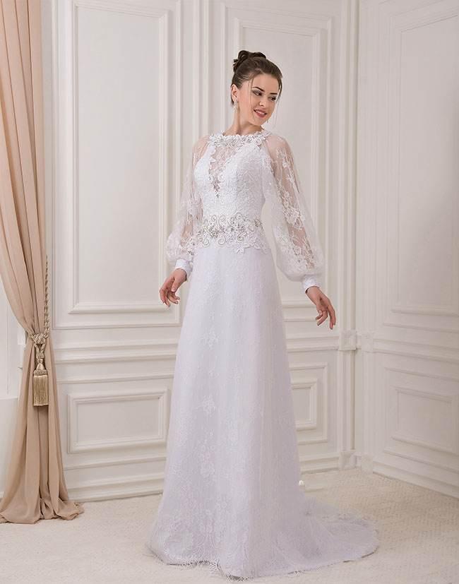 مدل های جدید لباس عروس از برند NIKA