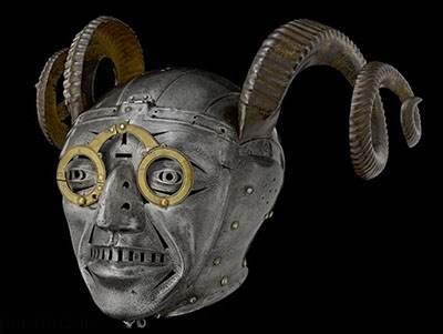 سلاح های جنگی عجیب و جالب بشر در قدیم