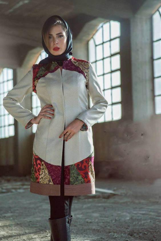 انواع جدیدترین مدل های مانتو ایرانی بهار 96