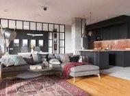 چیدمان آپارتمان به سبک افراد مجرد و تنها