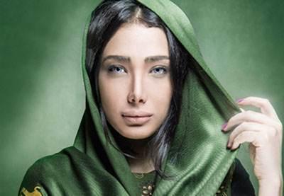 زیباترین مدل های روسری به رنگ سبز مد سال 2017