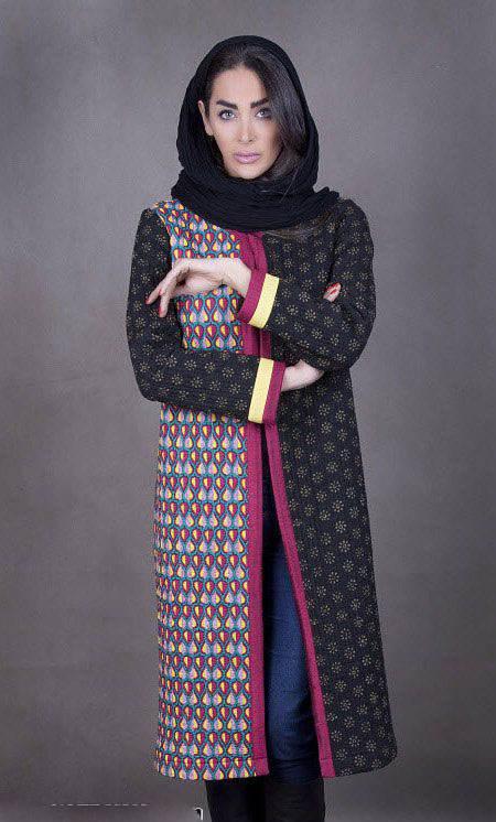 انواع جدیدترین مدل مانتو ایرانی بهاره نوروز 96