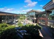 نگاهی به ساختمان مرکزی جالب و زیبای مایکروسافت