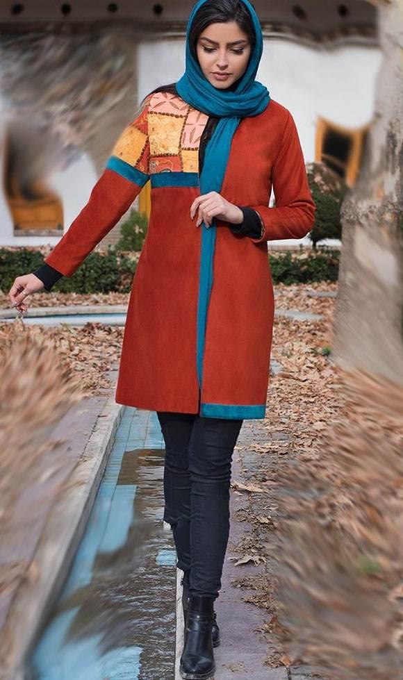 مدل مانتو عید نوروز 1396 - سری جدید