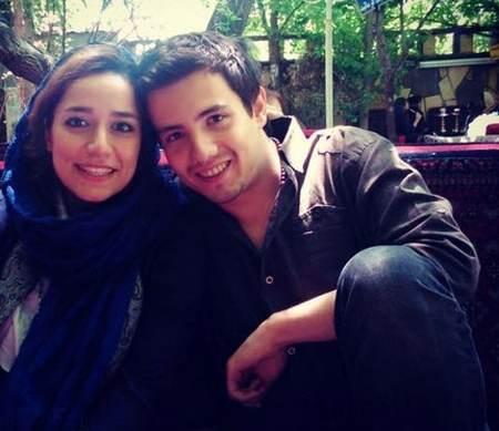 عکس های امیر کاظمی بازیگر و همسرش