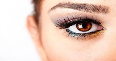 نکات مهم مربوط به سایه چشم