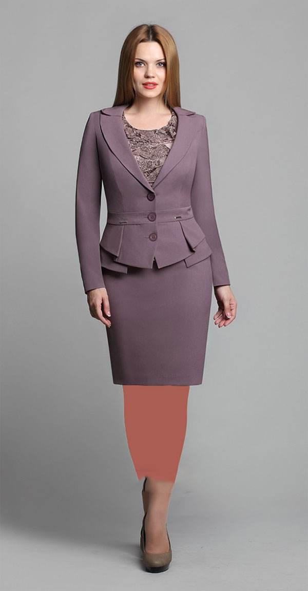 مدل های کت و دامن مجلسی زنانه برند LaKona