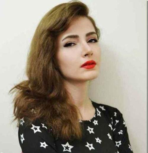 دختر زیبا نماینده ایران در مراسم ملکه زیبایی 2017
