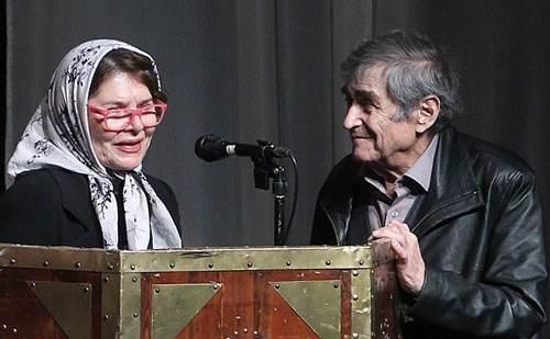 مصاحبه منتشر نشده از هما روستا بازیگر سینما
