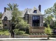 نماهای مختلف از خانه جدید باراک اوباما در واشنگتن