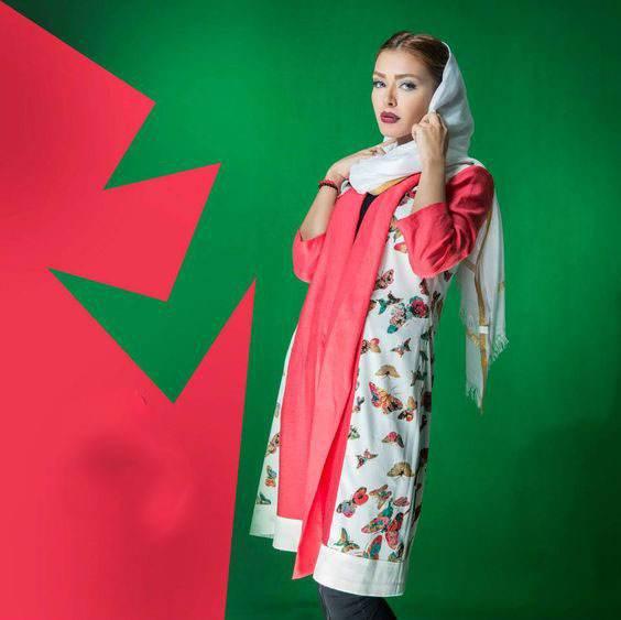 مدل های مانتو بهاره برای عید نوروز مد جدید روز