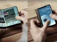 گوشی های هوشمند لمسی تاشو بالاخره عرضه شدند