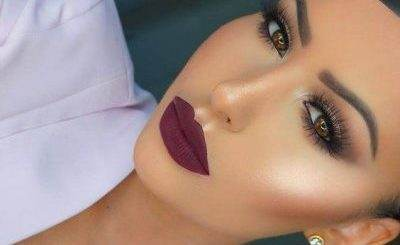 مدل های آرایش صورت بی نظیر و زیبا 2017