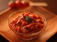 آموزش درست کردن ترشی گوجه خوشمزه