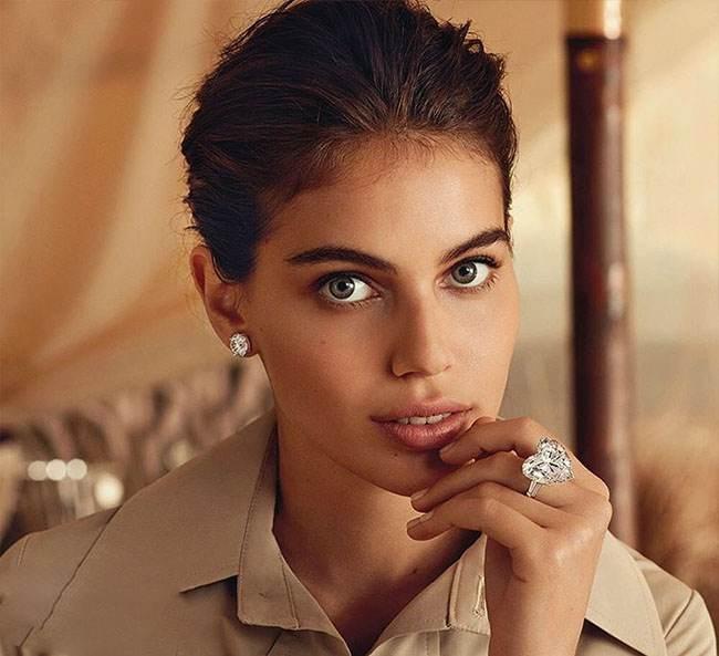 برترین مدل های جواهرات لوکس زنانه GraffDiamonds
