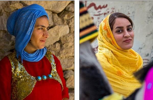 مد و مدگرایی به سبک بانوان ایرانی در خیابان ها