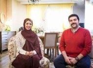 دکوراسیون خانه زیبا و آرام بخش زوج ایرانی در گیشا