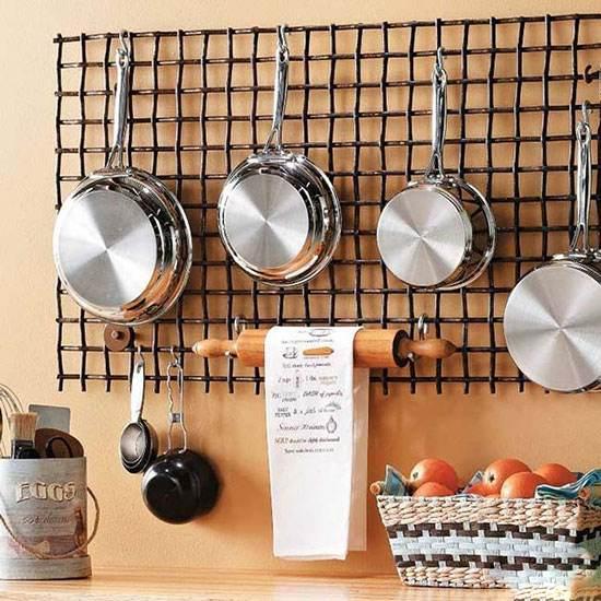 تزیین دکوارسیون آشپزخانه با وسایل ارزان