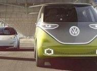 نگاهی به خودرو مفهومی فولکس واگن ID Buzz