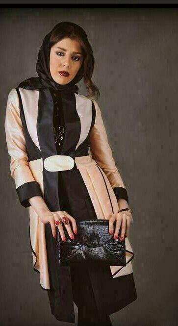 زیباترین مدل های مانتو ویژه عید نوروز 96