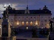 ملکه سوئد و هراس از ارواح سرگردان قصرش