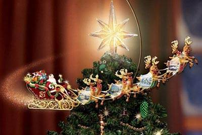 جشن سال نو کریسمس و داستان جالب بابانوئل