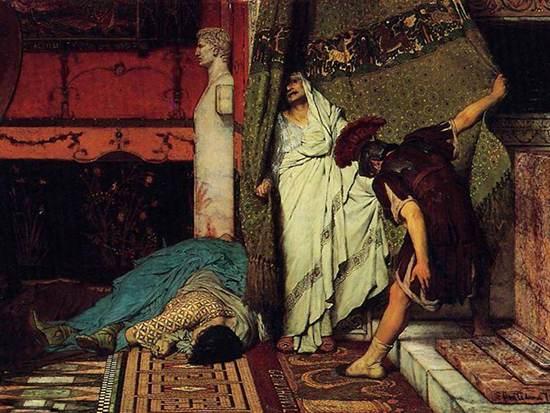 بیوه سیاه امپراتوری روم زن قاتل تاریخ