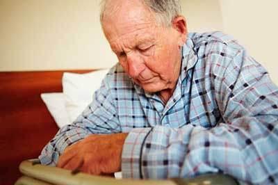 ترس افراد از رسیدن به سن پیری و سالمندی