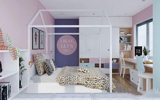 بهترین ایده های دکوراسیون اتاق کودکان