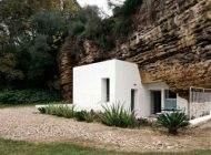 خانه لوکس و زیبا ساخته شده داخل غار