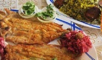 بهترین آموزش درست کردن سبزی پلو و ماهی