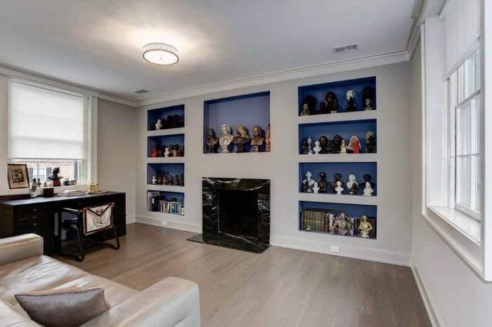 عکس های خانه مجلل ایوانکا ترامپ در واشنگتن