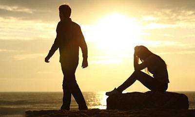 شکست عشقی و دشواری های پس از آن