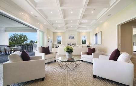 دکوراسیون زیبا و لوکس خانه کایلی جنر مدل معروف