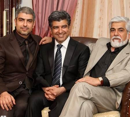 مصاحبه با برادران پاکدل بازیگران مشهور سینما