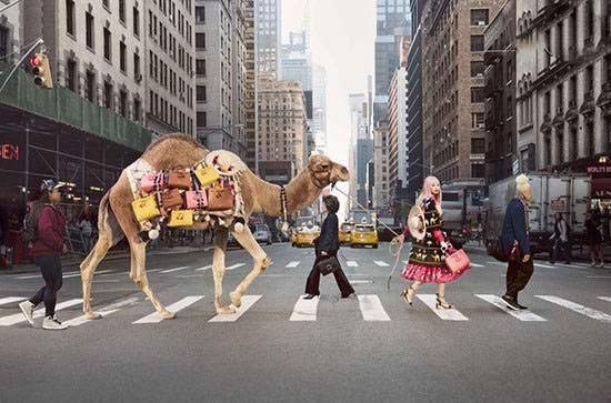 آخرین تبلیغات های جذاب برندهای مد لباس جهان
