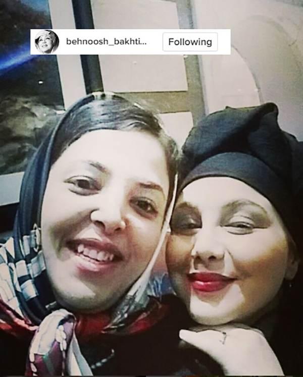 نگاهی به صفحات اینستاگرام ستاره های ایرانی