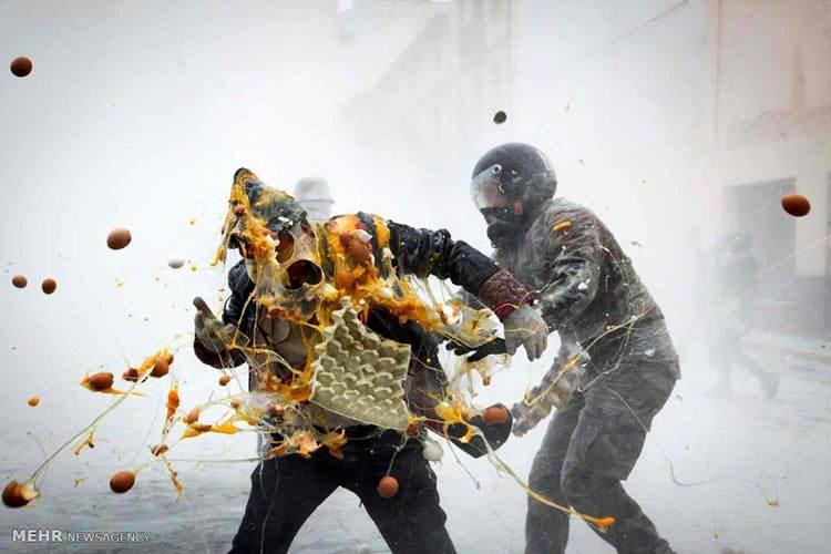 برترین عکس های  مهم روز جهان را ببینید (112)