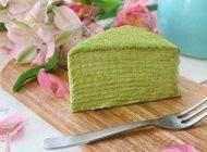 با کرپ کیک چای سبز آشنا شوید