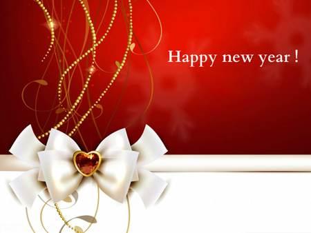 کارت پستال تبریک سال نو و کریسمس 2017