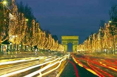بهترین مکان های دیدنی جهان در کریسمس