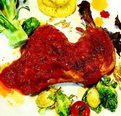 آموزش درست مرغ پنج خوشمزه هندی