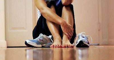 دلیل سنگین شدن پاها بعد از پیاده روی طولانی مدت