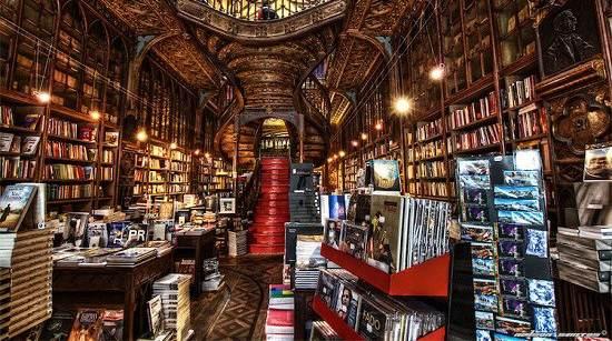 دیدنی ترین کتاب فروشی های جهان ببینید