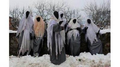 فستیوال جالب ووکانی در شبه جزیره بالکان