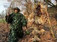 فستیوال عجیب رقص در لباس حیوانات در اسپانیا